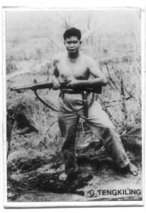 Tjilik Riwut, kelahiran Kasongan, Katingan, Pahlawan Nasional dan Gubernur Pertama Kalimantan Tengah (Dari Dokumentasi Nila Riwut, salah seorang penulis perempuan Kalimantan Tengah yang produktif).