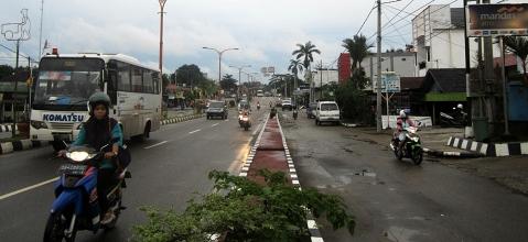 Kota Tanjung November 2014 (Foto.Dok. Lembaga Kebudayaan Dayak Kalimantan Tengah/Kusni Sulang, 2014)