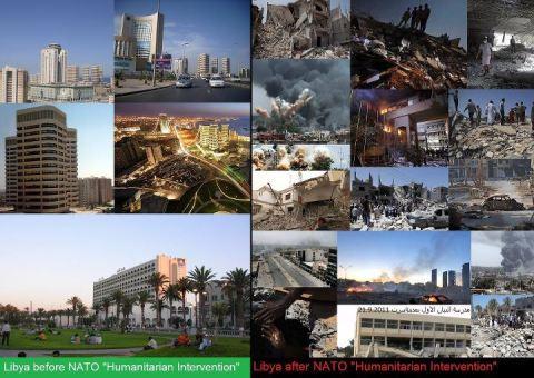 Libya-dulu-dan-sekarang
